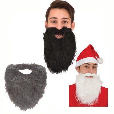Plush Beard & Moustache