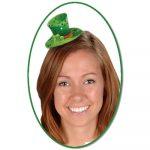 Leprechaun Hat Hair Clip