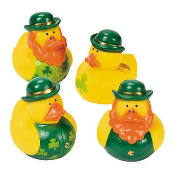 Irish Rubber Ducks