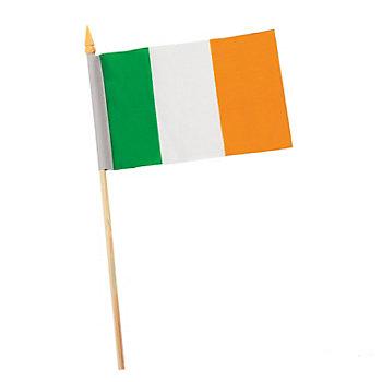 Promo Fabric Ireland Flag