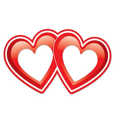 Hearts Photo Fun Frame