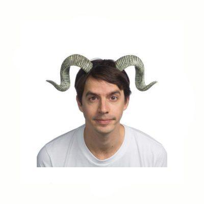 Costume Soft Foam Animal Horns Headband