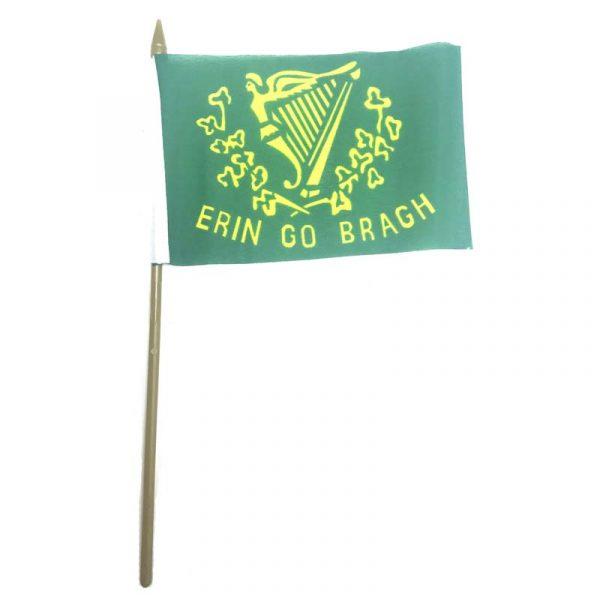 Erin Go Bragh Saint Patrick's Day Flag Decoration