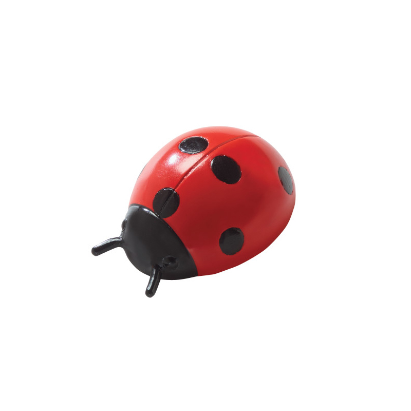 Plastic Ladybug