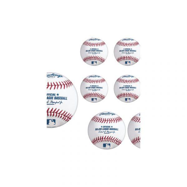 Assorted MLB Baseball Cutouts