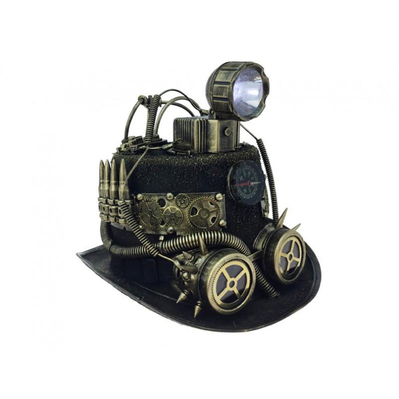 Magnifiek Buy Single Top Light Deluxe Steampunk Top Hat Steady Burn - Cappel's #LC59