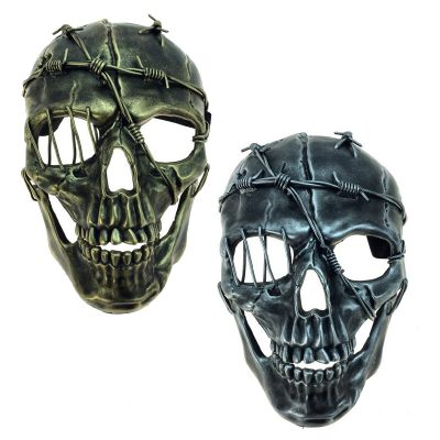 Costume Wired Deluxe Skull Mask