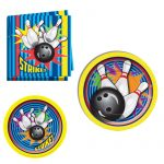 Bowling Party Paper Products