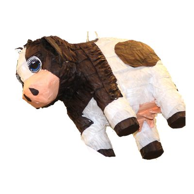 Cow Pinata Birthday Party Farm Game