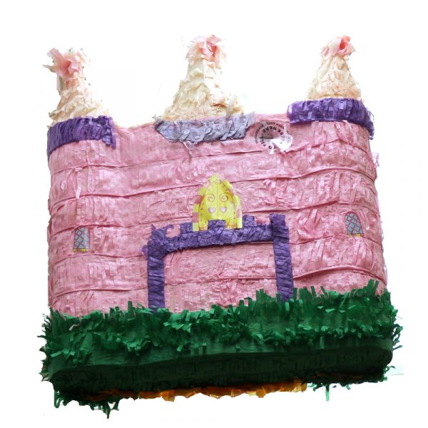 Pink Disney-Style Castle Princess Birthday Party Game