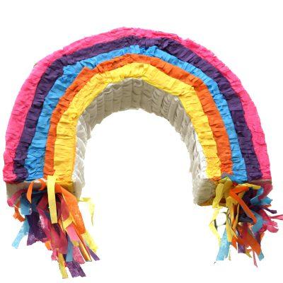 Rainbow Pinata Birthday Party Game