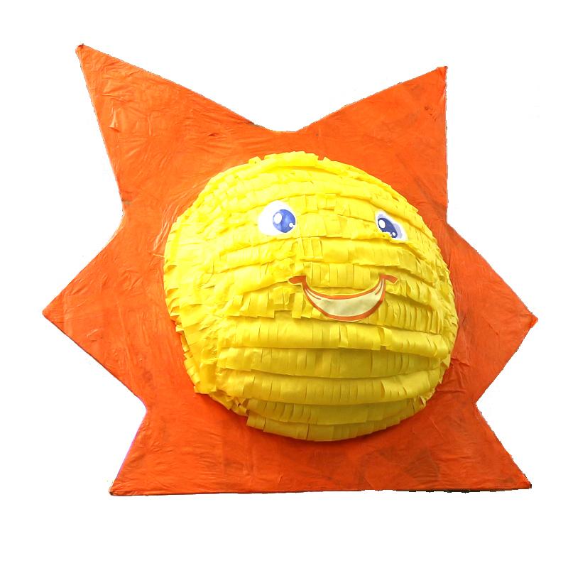 Sunshine Piñata Cinco De Mayo Party Game