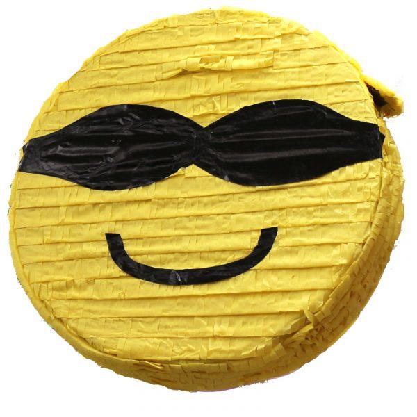 Sunglasses Emoji Pinata Birthday Party Game