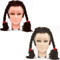 Costume Bendable Braided Yarn Hair Headband