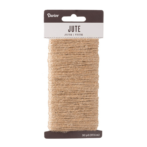 Natural Jute Craft Cord