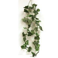 6 Foot Long Silk Ivy Garland Two-Tone Green