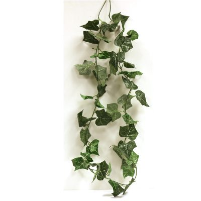 6 Foot Long Silk Ivy Garland Two-Tone Green