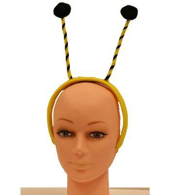 Costume Pom Pom Bee Headband