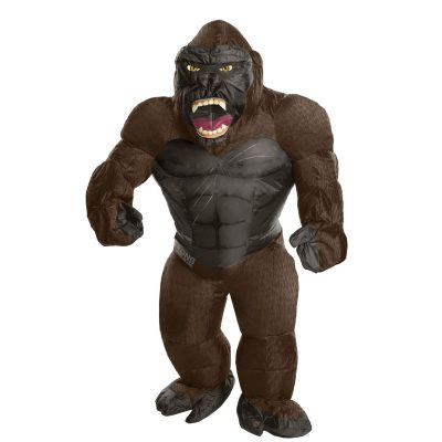 Inflatable King Kong Adult Halloween Costume