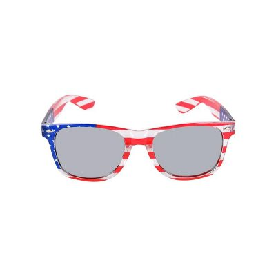 Promo Mirror Lens Patriotic Sunglasses