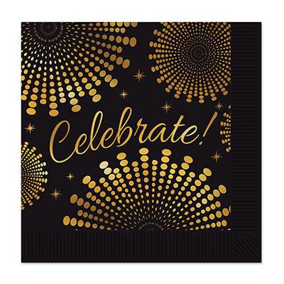 Celebrate Plates and Napkins