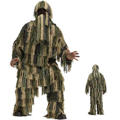 Ghillie Suit Adult Halloween Costume