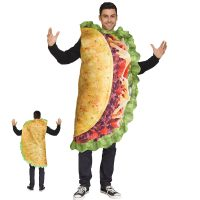 Taco - Photo Real Printed Tunic Halloween Costume