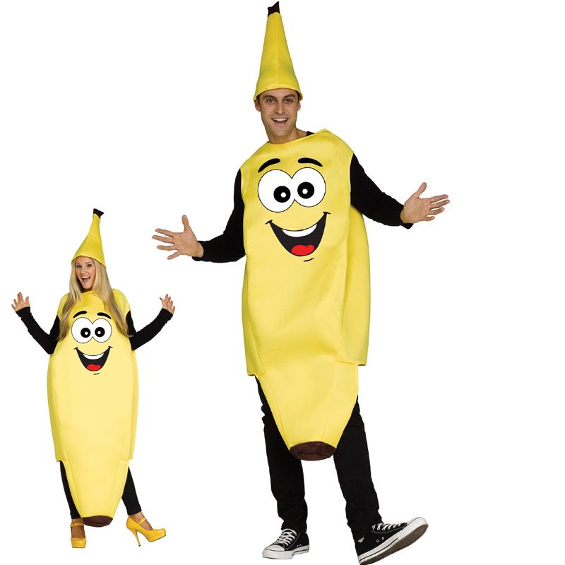Funny Banana Adult Halloween Costume  sc 1 st  Cappelu0027s & Buy Funny Banana Adult Halloween Costume - Cappelu0027s