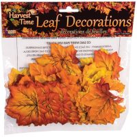 Fall Silk Assorted Single Leaves Package