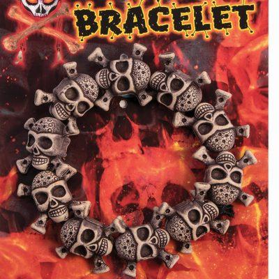 Costume Deluxe Skull & Crossbones Bracelet
