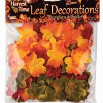 150 Mini Silk Fall Tree Leaves