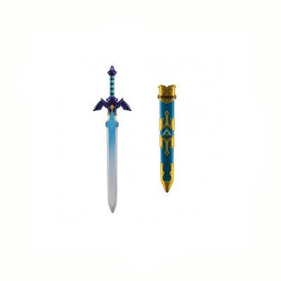 27 Inch Zelda Plastic Link Sword with Scabbard