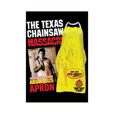Texas Chainsaw Massacre Bloody Yellow Apron