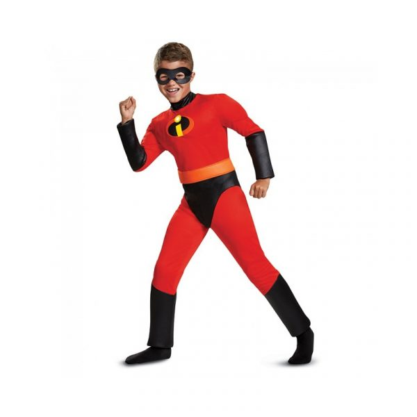 Incredibles 2 Dash Disney Child Halloween Costume