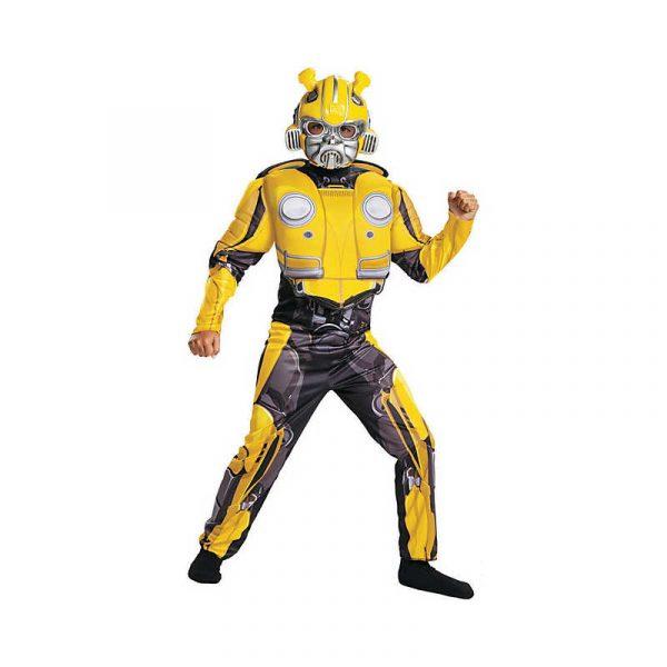 Transformers Bumblebee Child Halloween Costume