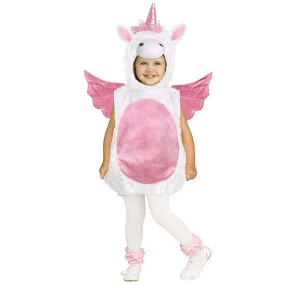 Magical Unicorn Toddler Halloween Costume