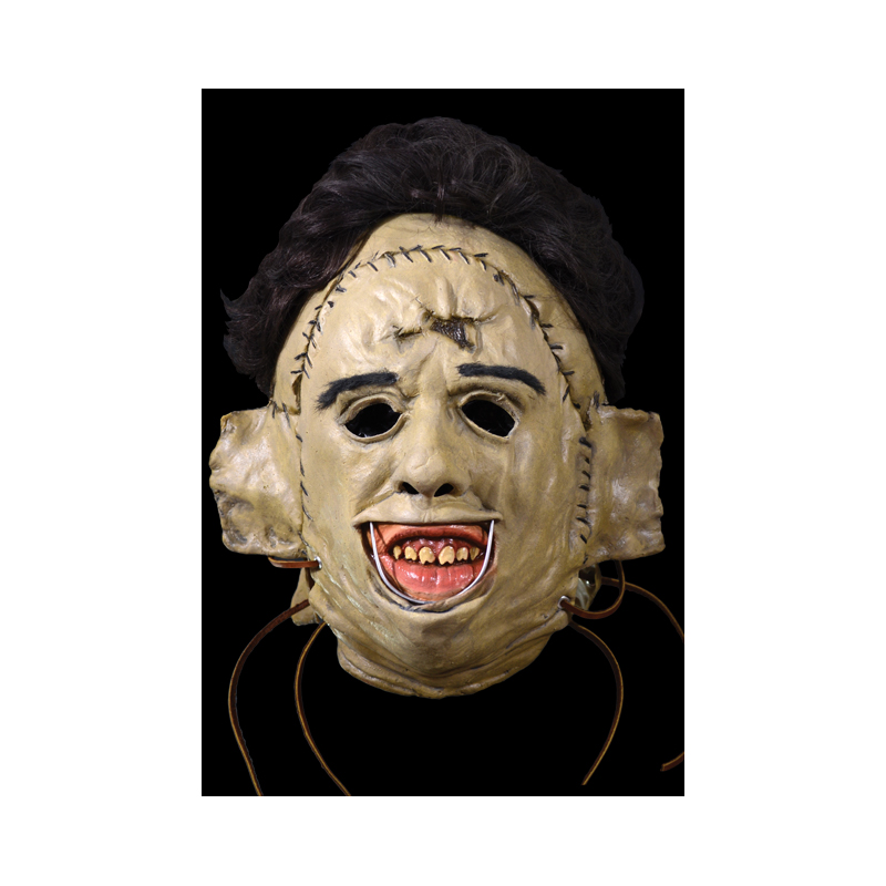 Leatherface Mask Texas Chainsaw Massacre Killing 1974 New Official