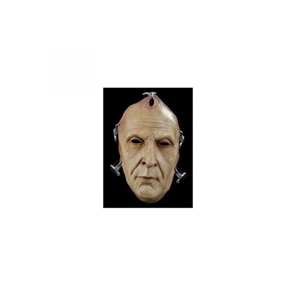 Jig Saw Death Face Latex Mask