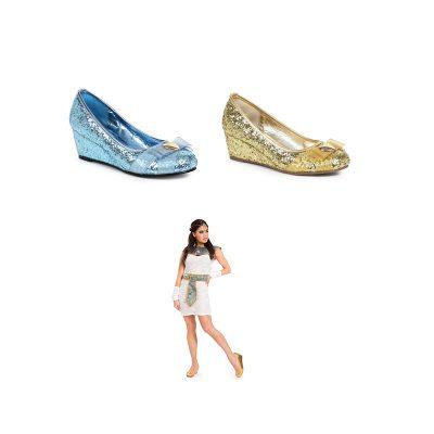 Glitter Princess Shoes - Ellie