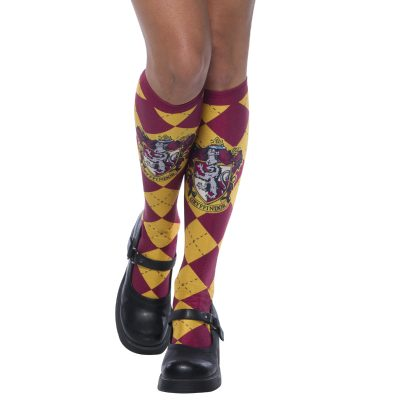Harry Potter Gryffindor Fabric Socks