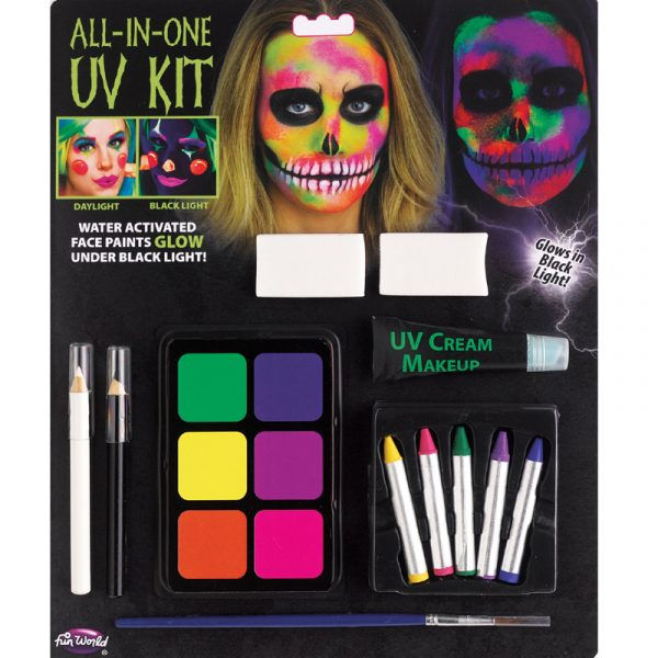 All-in-one UV Makeup Kit