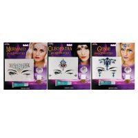 Face Jewelry Makeup Kit Genie Mermaid Cleopatra