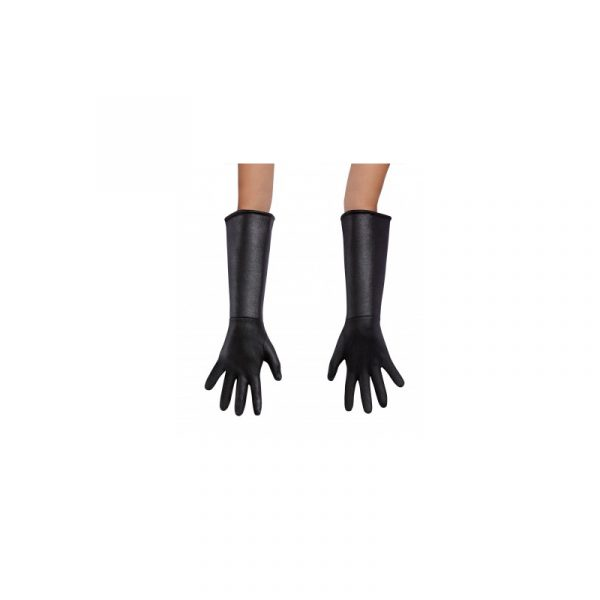 Costume Black Fabric The Incredibles Gloves - Adult or Child Size