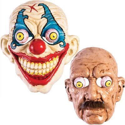 Vacuum Form Plastic Wiggle Eyes Mask