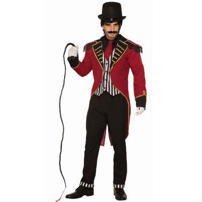 Mystery Circus Ringmaster Costume