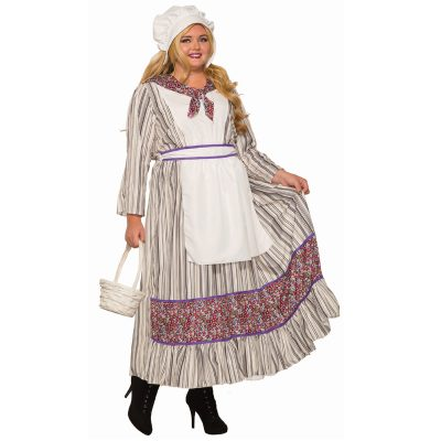 Pioneer Woman Plus Size Costume
