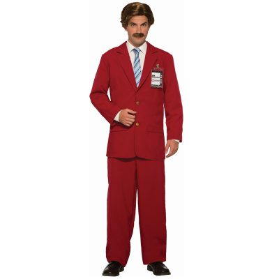 Anchorman Leisure Suit Adult Costume