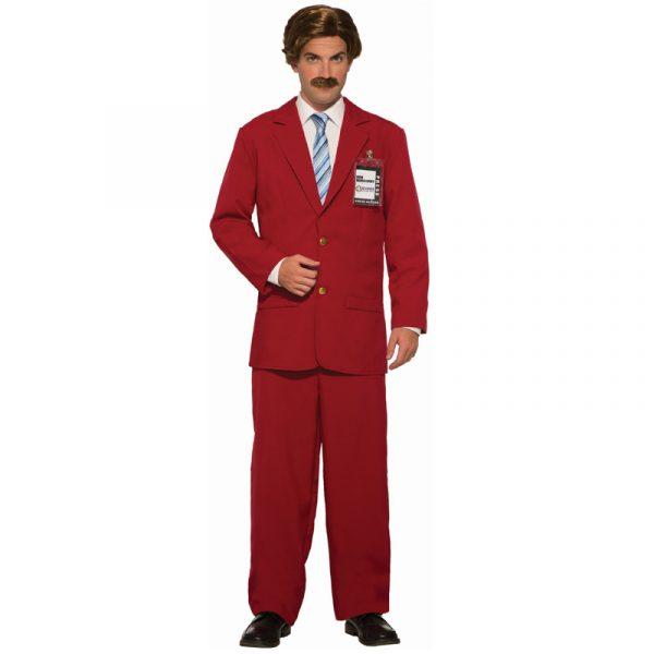 Anchorman Leisure Suit Adult Costume