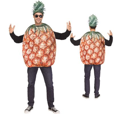 2-Sided Pineapple Costume w Hat
