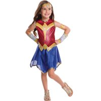 Wonder Woman Child Halloween Costume